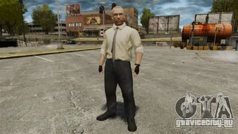 Джейсон Хадсон для GTA 4 четвёртый скриншот