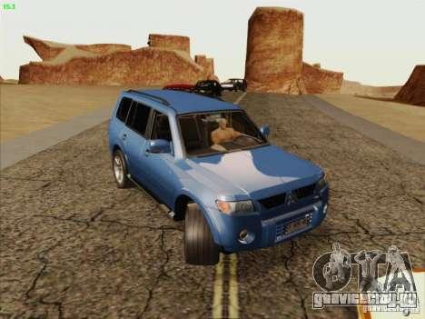 Mitsubishi Montero для GTA San Andreas