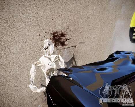 Crash Test Dummy для GTA 4 пятый скриншот