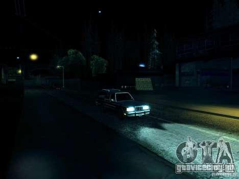 ENBSeries by muSHa для GTA San Andreas шестой скриншот