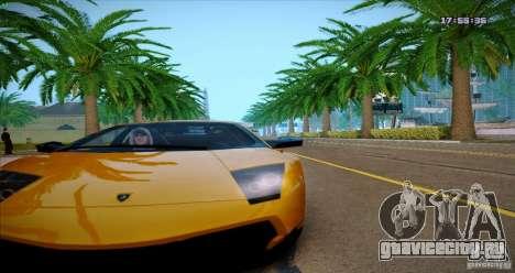 Paradise Graphics Mod (SA:MP Edition) для GTA San Andreas