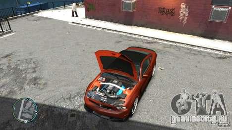 Ford Mustang Boss 302 2012 для GTA 4 вид слева