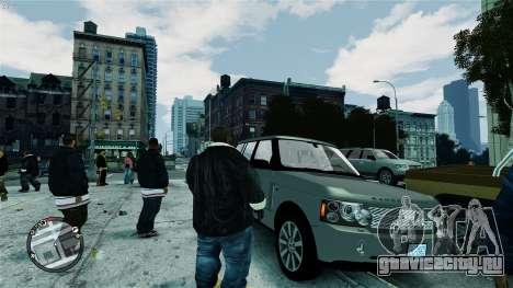 Personal ENB для GTA 4 третий скриншот