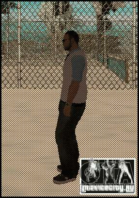 Новый репортер для GTA San Andreas пятый скриншот