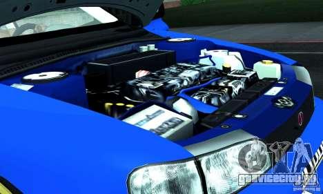 Subaru Impreza 1995 World Rally ChampionShip для GTA San Andreas вид сверху
