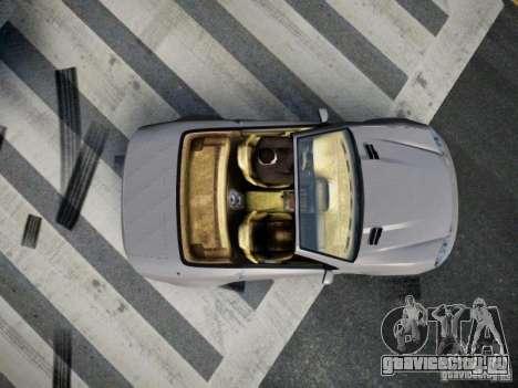 Feltzer BR-12 для GTA 4 вид сзади