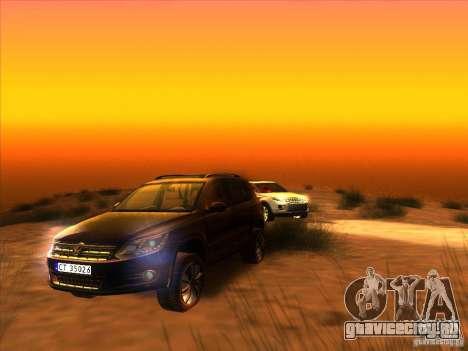 ENBSeries by Fallen v2.0 для GTA San Andreas седьмой скриншот