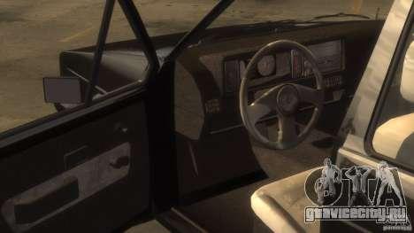 Volkswagen Golf для GTA 4 вид сзади слева