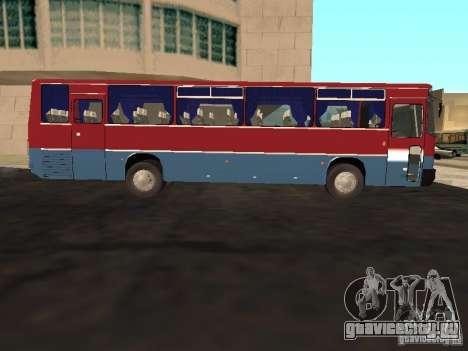 Ikarus 255 для GTA San Andreas вид слева