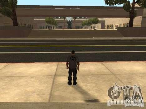 Новые дороги в Los Santos для GTA San Andreas третий скриншот
