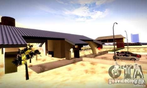 Drag Track Final для GTA San Andreas второй скриншот