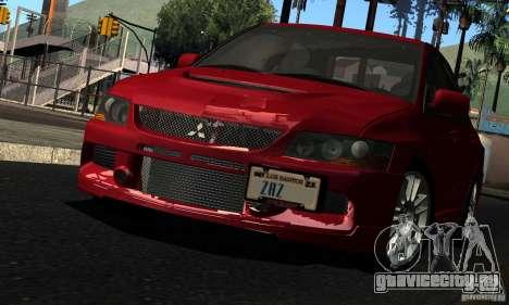ENBSeries RCM для слабых ПК для GTA San Andreas третий скриншот