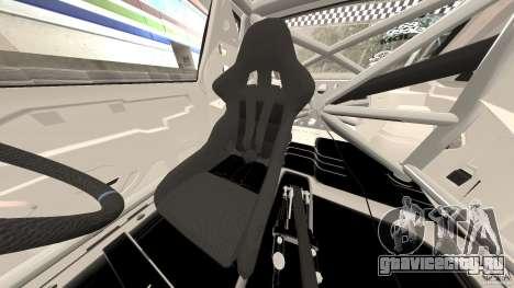 Nissan Silvia S13 DriftKorch [RIV] для GTA 4 вид изнутри