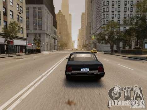 Oldsmobile Cutlass Ciera 1993 для GTA 4 вид сзади