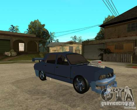Dacia 1310 tuning для GTA San Andreas вид справа