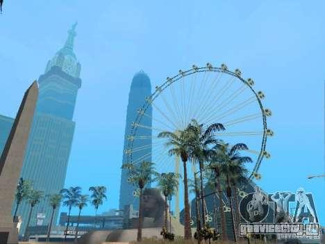 New Dubai mod для GTA San Andreas пятый скриншот