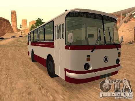 ЛАЗ 695 для GTA San Andreas