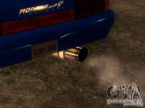 Previon FNF3 для GTA San Andreas вид справа