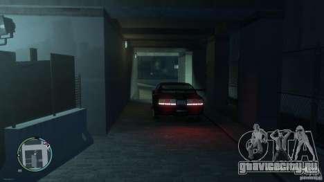Ford Mustang GTR для GTA 4 вид сзади слева