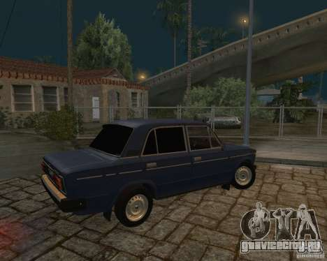 Ваз 21063 для GTA San Andreas вид сзади слева