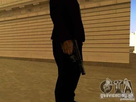 USP45 Tactical для GTA San Andreas второй скриншот