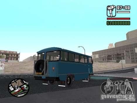 АСЧ-03 Чернигов для GTA San Andreas вид справа