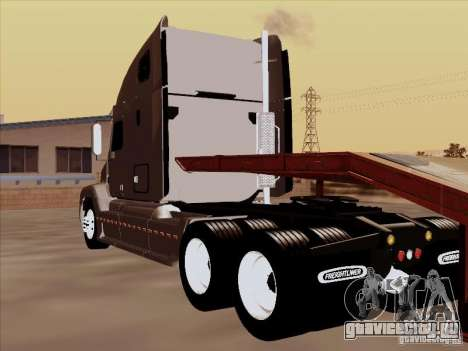 Freightliner Century ST для GTA San Andreas вид сзади