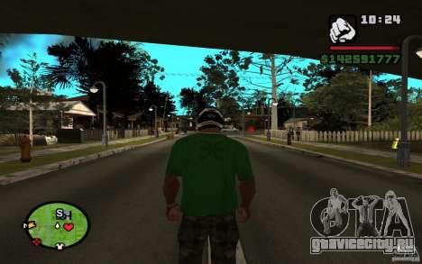 New Grove-Street для GTA San Andreas второй скриншот
