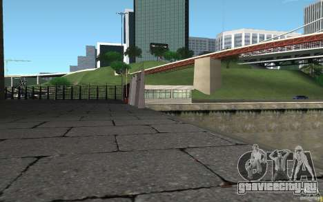 HD будка на КПП для GTA San Andreas второй скриншот