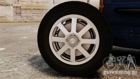 Bugatti Type 51 для GTA 4 вид справа