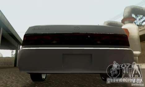 Toyota Cresta JZX90 для GTA San Andreas вид слева