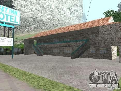 Изменённая деревня Сосна Ангела для GTA San Andreas шестой скриншот