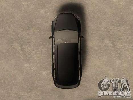 Audi Q7 TDI Stock для GTA San Andreas вид справа