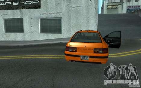 Stratum из GTA IV для GTA San Andreas вид сверху