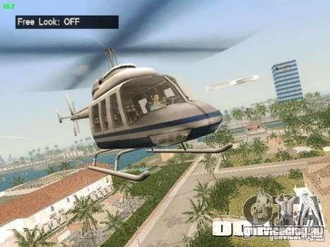 Camera Hack 2.9 для GTA Vice City