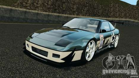 Nissan 240SX Time Attack для GTA 4