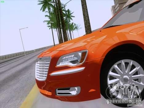 Chrysler 300 Limited 2013 для GTA San Andreas