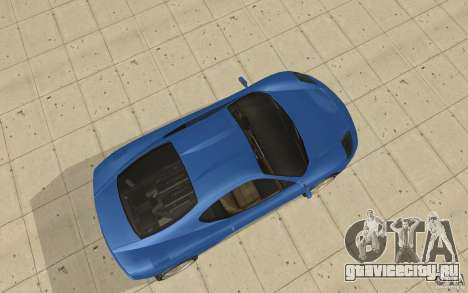 Turismo из GTA 4 для GTA San Andreas вид справа