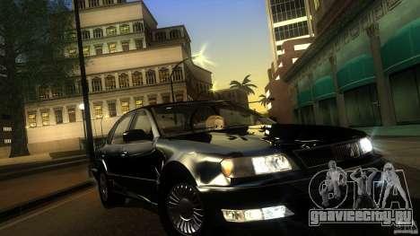 Infiniti I30 A32 Kouki для GTA San Andreas вид сверху