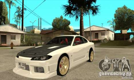 Nissan Silvia для GTA San Andreas