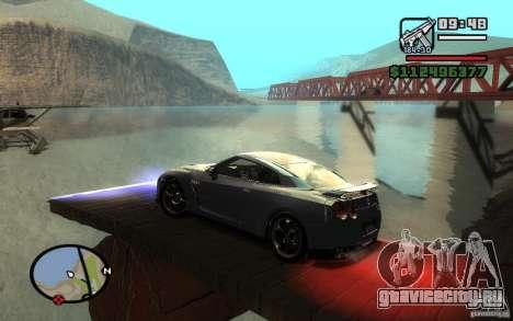 ENBSeries By Gasilovo для GTA San Andreas шестой скриншот