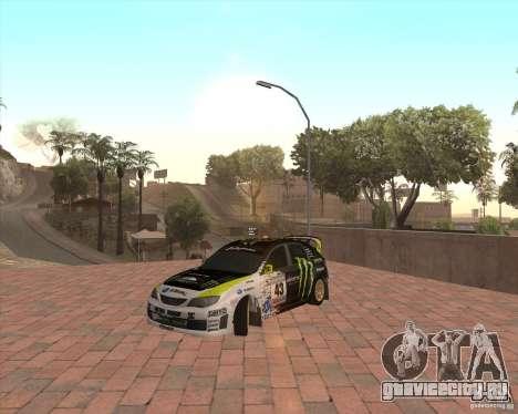 Subaru Impreza Ken Block для GTA San Andreas