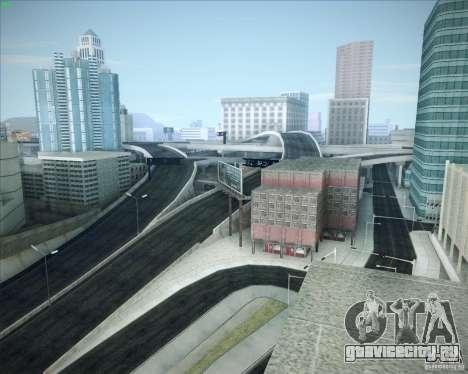 Новые дороги во всем San Andreas для GTA San Andreas восьмой скриншот