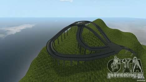 Crash Test Mountain для GTA 4 третий скриншот