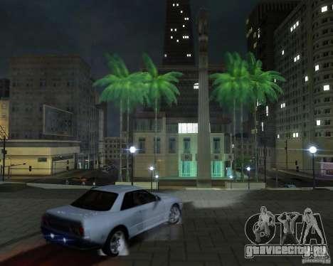 ENBSeries by LeRxaR v1.5 для GTA San Andreas четвёртый скриншот