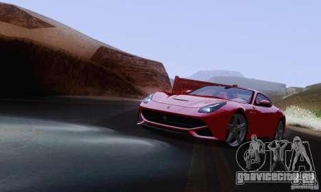 ENBSeries by dyu6 v6.5 Final для GTA San Andreas шестой скриншот