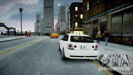 Toyota Altezza Gita Version 2 для GTA 4