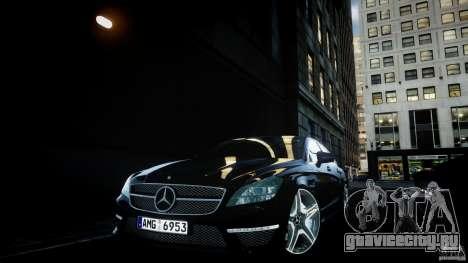 TRIColore ENBSeries By batter для GTA 4 десятый скриншот