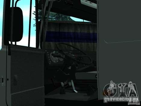 МАЗ 5432 для GTA San Andreas вид справа