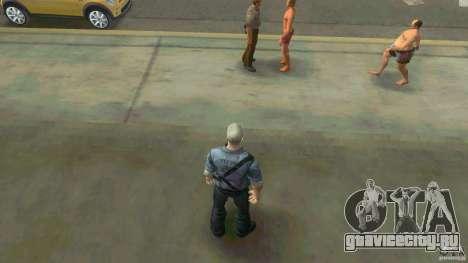 James Earl Cash для GTA Vice City второй скриншот